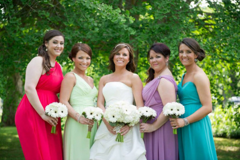 bridal parties Shreveport LA